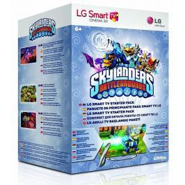 Hra LG Skylanders Battlegrounds pro Smart TV
