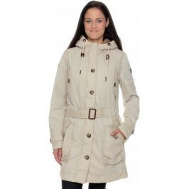 Dámský kabát Gant, béžový Kabáty