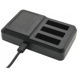 Nabíječka Apei Outdoor USB 3x Battery (proGoPr) Nabíječky baterií