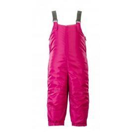 Dětské zimní kalhoty G-mini Elko, růžové Kalhoty