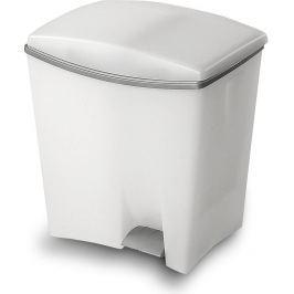 KIS Koš Duetto 10 + 20 l bílá Odpadkové koše