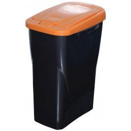 MAZZEI Koš na tříděný odpad Ecobin 40 l oranžová