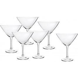BANQUET sklenice na koktejly Degustation 280 ml, Jídelní soupravy a nože