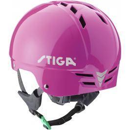 STIGA Play + MIPS pink 48-52