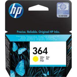 Náplň do tiskárny HP CB320EE č.364, žlutá Spotřební materiál