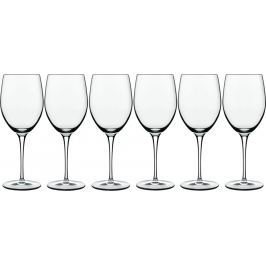 LUIGI-BORMIOLI ROYAL sklenice na červené víno 520 ml 6 Jídelní soupravy a nože