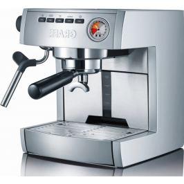 Pákové espresso Graef ES 85 Kávovary a espressa