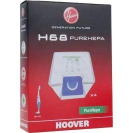 Sáčky do vysavače Hoover H 68, 4 ks Vysavače