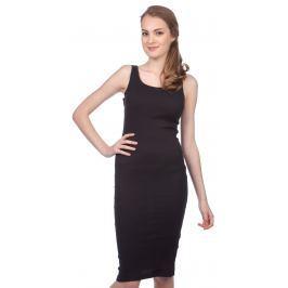Dámské šaty Brave Soul Ribbypka1, černé Šaty