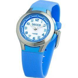 Dívčí hodinky Secco S DRI-002, modré Dětské doplňky