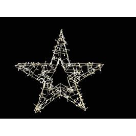 NOEL Hvězda LED, 6W, 90cm