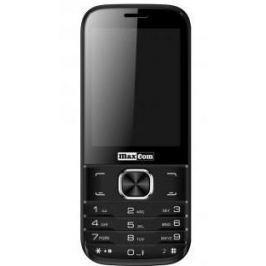 Mobilní telefon MaxCom MM237, Dual SIM, černý Klasické