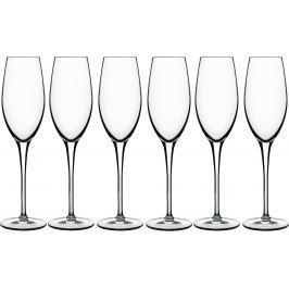 LUIGI-BORMIOLI ROYAL sklenice na sekt 210 ml 6 ks
