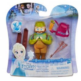 DISNEY Frozen Mini figurka - Oakens ski trip