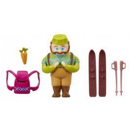 DISNEY Frozen Mini figurka - Oakens ski trip Pro holky