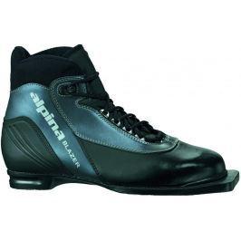 ALPINA Blazer Black/Char/Silver 44,0 Běžecké lyžování