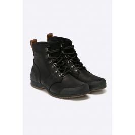 Sorel Ankeny MID Hiker Tobacco Black