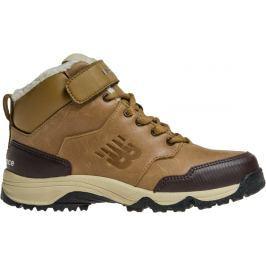 Dětská kožená zimní obuv New Balance KV754 Obuv chlapecká