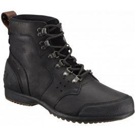 Pánská obuv Sorel Ankeny Mid Hiker černá Zimní obuv