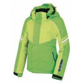 Dětská lyžařská bunda Husky Lory, zelená