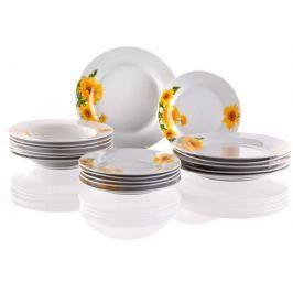 BANQUET Sada talířů Sunny