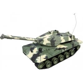 MADE Tank na ovládání s pásy 50 cm - zelený Pro kluky