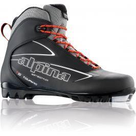 Unisex běžkařské boty Alpina T 5, černé Běžecké lyžování