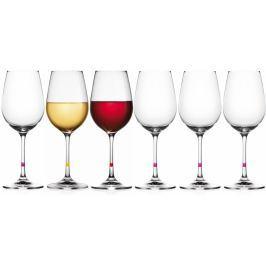 TESCOMA Sklenice na víno UNO VINO 350 ml, 6 ks Jídelní soupravy a nože