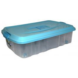 Mazzei Úložný box na kolečkách SPORTER FRAGNANCE 6 - 22,5 litru modrá