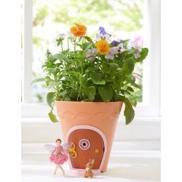 ALLTOYS My Fairy Garden - pohádkový květináč