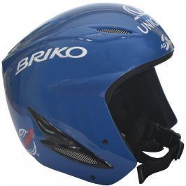 Dětská přilba Briko Stratos Jr., modrá 54 Sjezdové lyžování