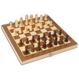 ALBI Šachy - dřevěné Společenské hry