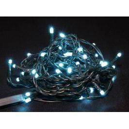 Ovětlení Seizis 50 LED 3,9+1,5m, tyrkysové