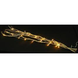 SEIZIS LED dekorační osvětlení 4 ks, zlatá