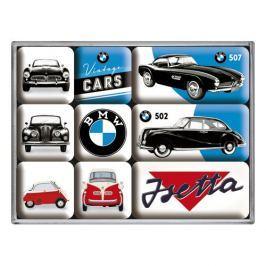 POSTERSHOP Sada magnetů BMW
