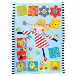 YOOKIDOO Hrací deka Hračky pro nejmenší
