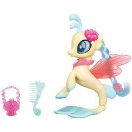 Mořský poník My Little Pony, 15 cm, s módním doplňky