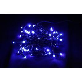 SEIZIS LED osvětlení 50 žárovek 24V, modrá