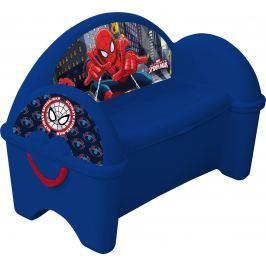 MARIANPLAST Dětská lavice Spiderman Dětský nábytek