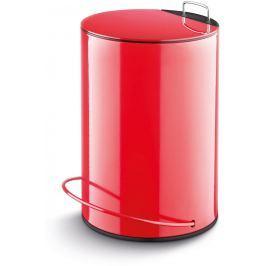 Odpadkový koš Lamart Dust, 13 litrů, červený