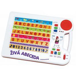 MADE Tabulka naučná, živá abeceda