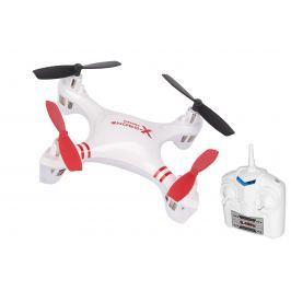 TEDDIES RC Dron 15 cm bílý