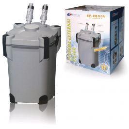 RESUN Externí filtr EF-2800U s UV, 60W,2800l/h