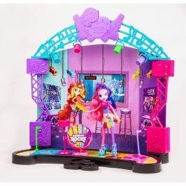 Hrací set My Little Pony Equestria Girls Jeviště