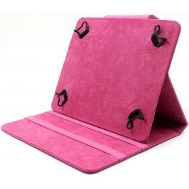 Pouzdro na tablet C-Tech Protect univerzální 8, růžové