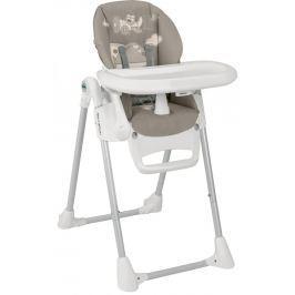 Dětská jídelní židlička Cam Pappananna 2017, hnědá