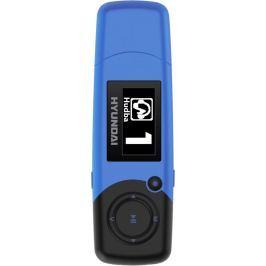 Přehrávač Hyundai MP 366 FMBL / 4 GB , modrý
