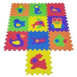 Pěnové puzzle Cosing, zvířátka