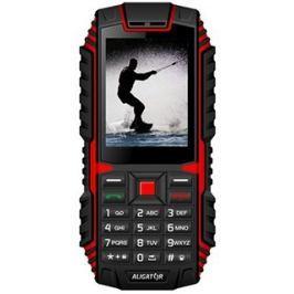 Mobilní telefon Aligator R12 eXtremo, Dual SIM, červený
