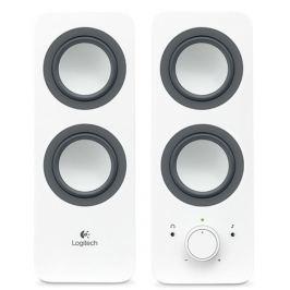 LOGITECH Multimedia Speaker Z200 Snow white